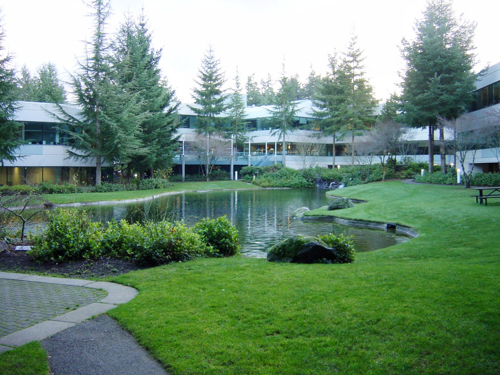 Microsoft campus redmond redmond washington as microsoft grew it was